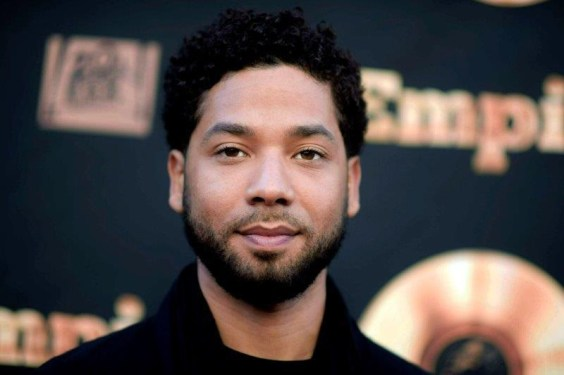 """Actor and singer Jussie Smollett attends the """"Empire"""" FYC Event in Los Angeles on May 20, 2016. A police official says """"Empire"""" actor is now considered a suspect """"for filing a false police report"""" and that detectives are presenting the case against him to a grand jury. Smollett told police he was attacked by two masked men while walking home from a Subway sandwich shop at around 2 a.m. on Jan. 29. He says they beat him, hurled racist and homophobic insults at him and looped a rope around his neck before fleeing. (Richard Shotwell/Invision/AP, File)"""