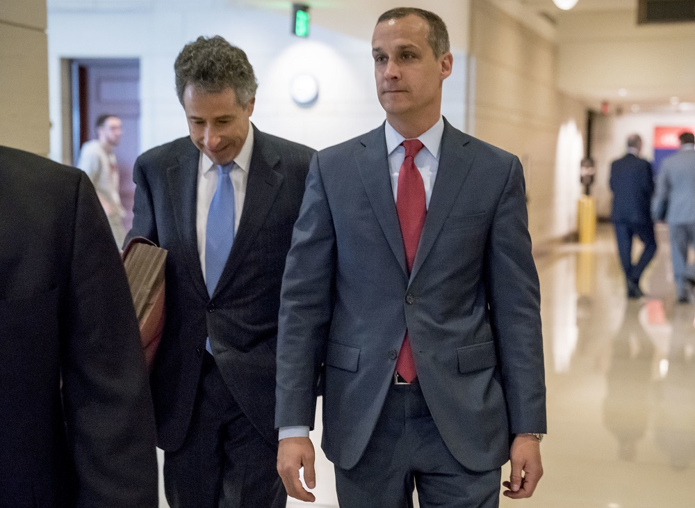 Lewandowski Dodges Democrats Questions About Mueller Report
