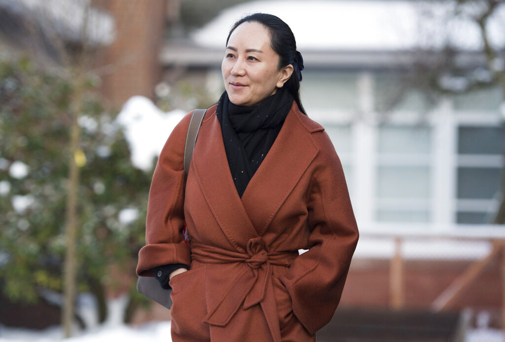 Lawyer Casts Huawei Exec as 'Bargaining Chip' in US-China Trade War – Courthouse News Service