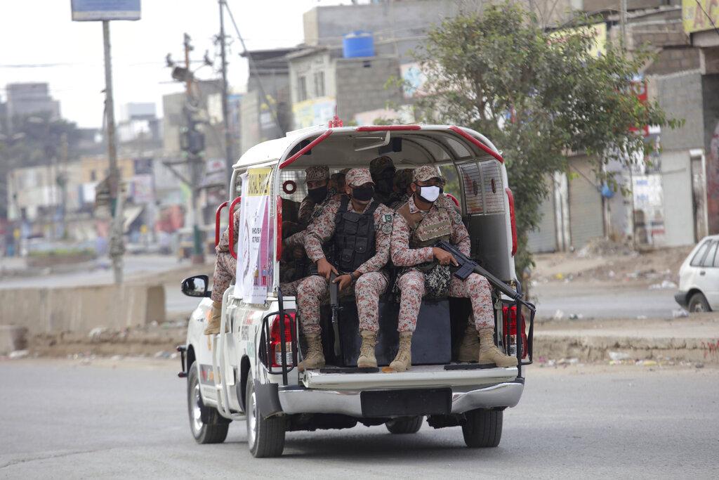 Pakistan Uses Terror-Tracking Tech Against Virus