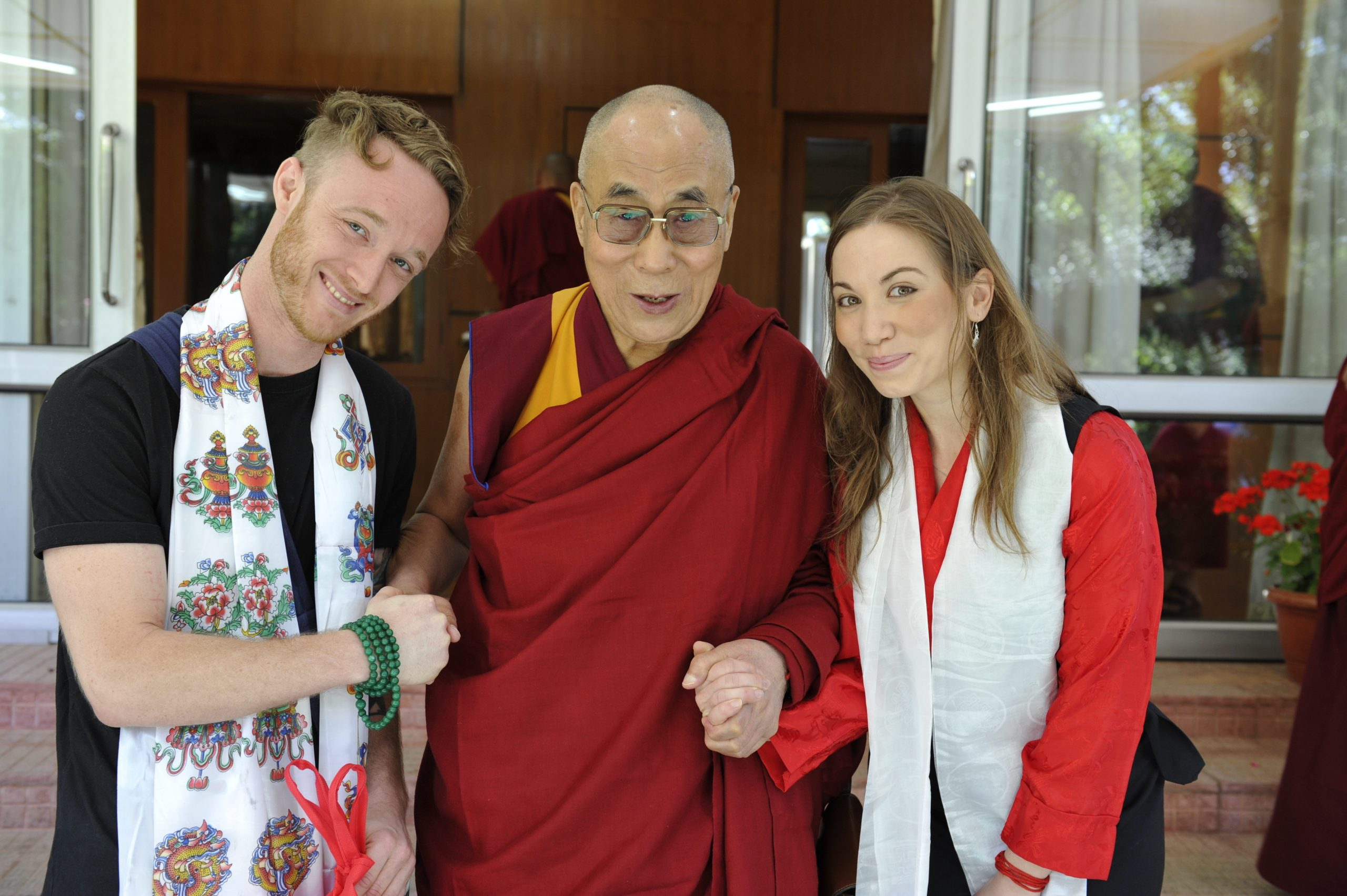 The Dalai Lama Will Release His First Album In July