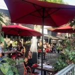 Temperate Southern California Channels European Style Outdoor Dining As Pandemic Lingers