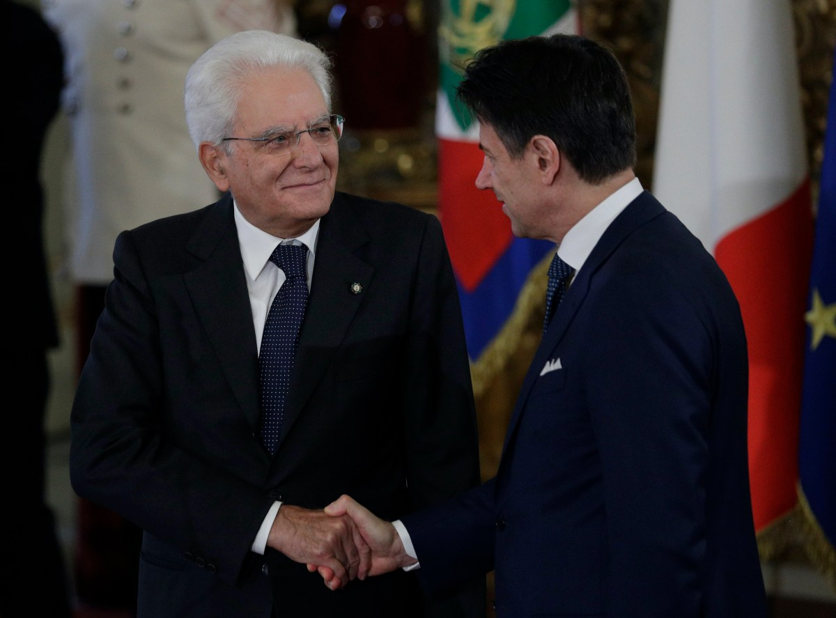Italian Government Falls, Adding to Pain Wrought by Pandemic