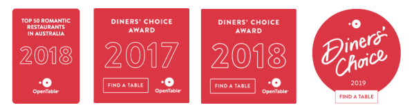 OpenTable Awards