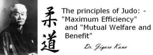 Jigoro Kano Philosophy