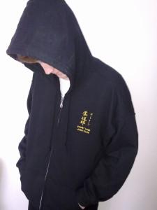 Court Lane hoodie