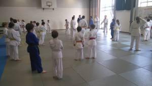 Hampshire training session