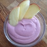 Strawberry Cashew Cream Dip