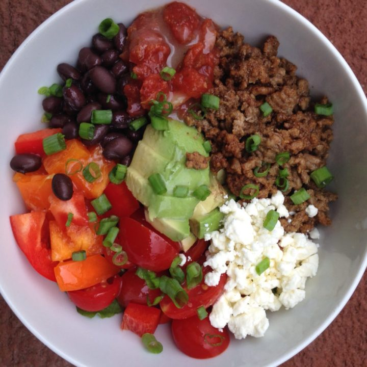 Mexican Salad Bowl