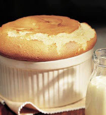 Grand Marnier Souffle on CourtneyPrice.com
