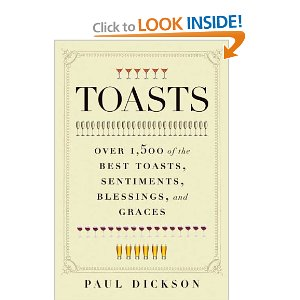 how to give a good toast