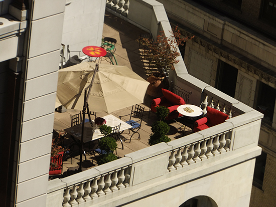 Terrace Living NYC, 5th Avenue
