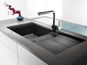 Blanco Antibacterial sink
