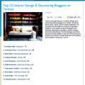 Top Ten Bloggers