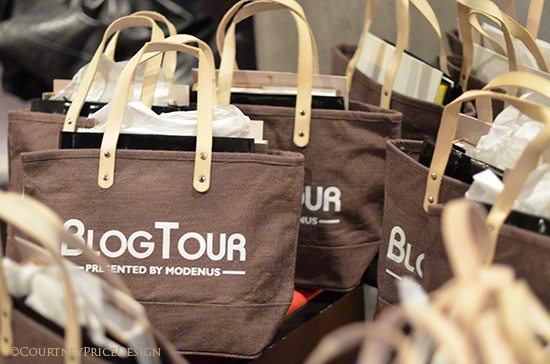 BlogTour Bags, gift bags, swag bags