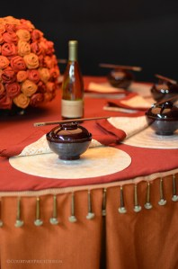 DIFFA, AsianTable setting, tablescape
