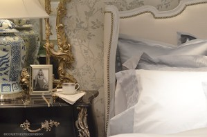 Ralph Lauren Bed and Bedding
