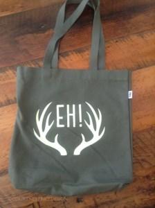 Canadian Gift Bag, Blogger Retreat