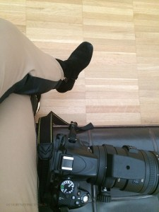 Camera in Gallery