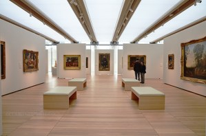 European Gallery, Kimbel Art Museum, Renzo Piano Pavilion, Paintings, famous architect, Fort Worth, Texas art, fine art collection