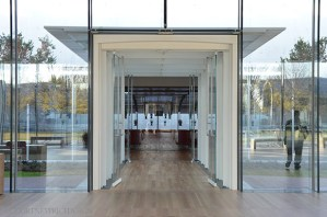Renzo Piano, Pavilion Interior, modern architecture, Kimbell Museum, famous architect, new museum wing