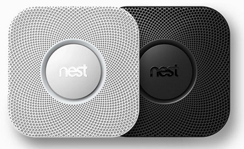 nest smoke detector, iPad remote in 2013 home trends www.CourtneyPrice.com