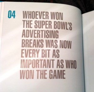 Superbowl Ads