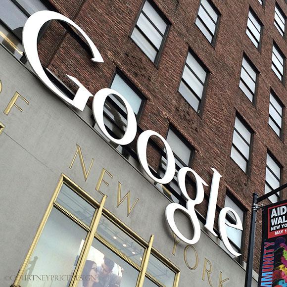 Google NY on www.CourtneyPrice.com