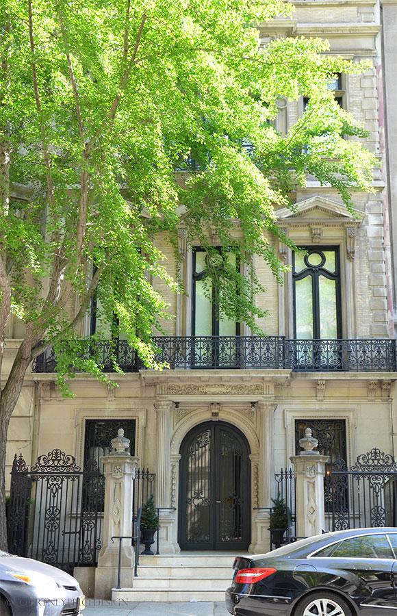 NYC East side house, on www.CourtneyPrice.com