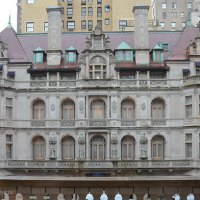 Rhinelander Mansion, Home of Ralph Lauren NYC Men's Flagship Store