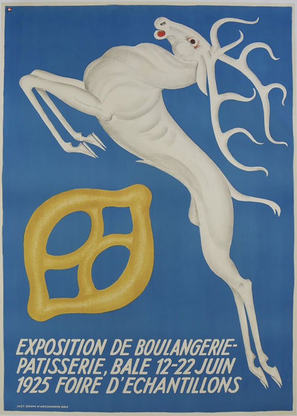 Parisian Vintage Posters on www.CourtneyPrice.com