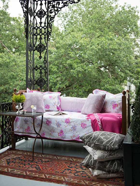 Leontine Linens on www.CourtneyPrice.com