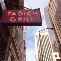 Tadich Grill- California's Oldest Restaurant