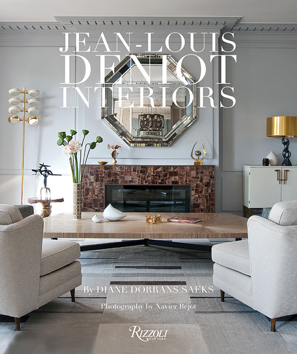Jean Louis Deniot Interiors on www.CourtneyPrice.com