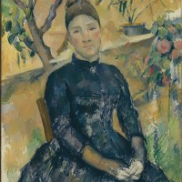 Madame Cezanne Exhibit at the Met
