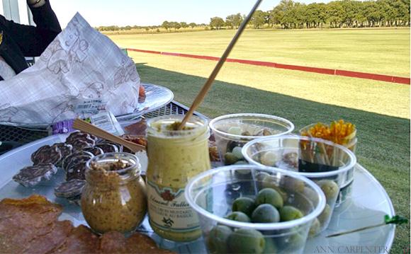 Polo Match Bites on www.CourtneyPrice.com