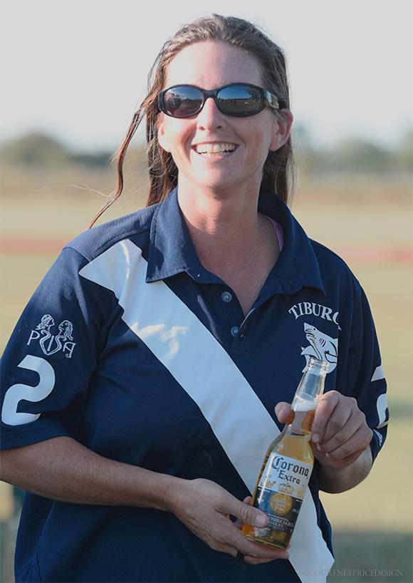Roxy Polo Player on www.CourtneyPrice.com