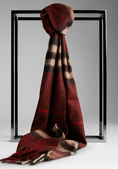 BURBERRY, Color Of The Year- Marsala on www.CourtneyPrice.com