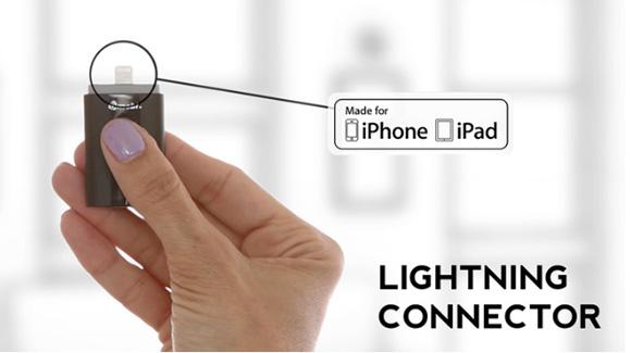 iStick Lightning Connector on www.CourtneyPrice.com