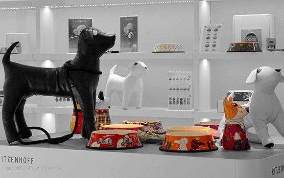 Ritzenhoff Dog Bowls, Dining Trends on www.CourtneyPrice.com