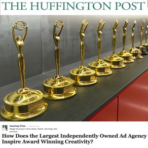 Richards Group in Huffington Post, www.CourtneyPrice.com