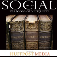 Social Media- Netiquette Pointers from the Experts