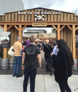 Bad To The Bone Bar