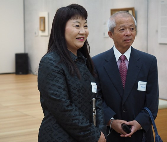 narumi-and-katsushige-susaki-owners-of-oldest-known-monet
