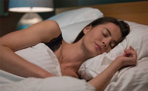 Sleep patterns, blue light