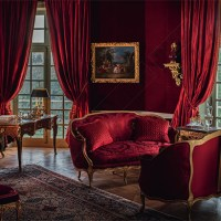 Chateau de Villette- The Splendor of French Decor