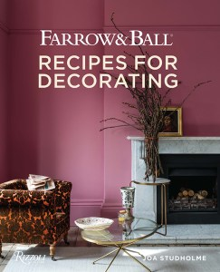 Farrow and Ball Book, reviewed on http://www.CourtneyPrice.com