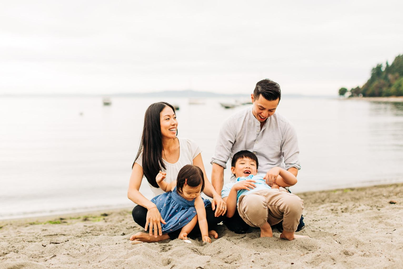 Best place in seattle to take family photos