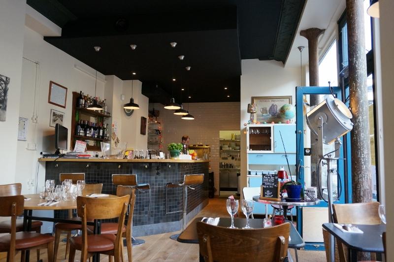 Couscous Deli - Salle - Bar