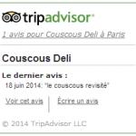 Couscous Deli   Couscous du monde